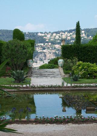 Villa & Jardins Ephrussi de Rothschild: part of the gardens