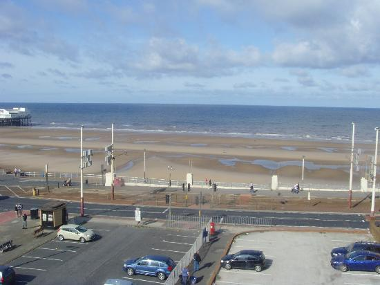Bay Liberty's on the Square Hotel: Sea  View From Room