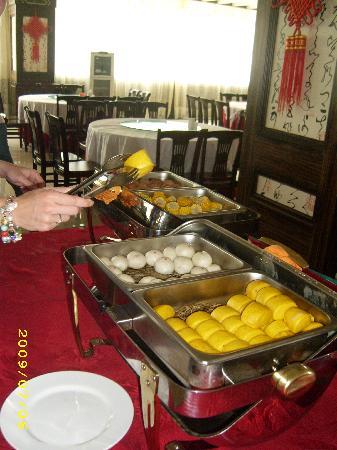 Huangshan Huanqiu Hotel : breakfast 1
