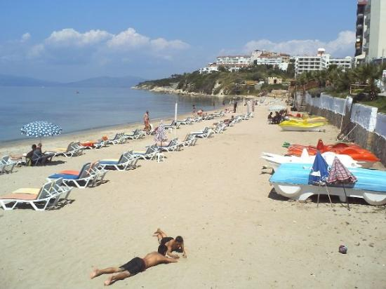 Hotels In Kusadasi Ladies Beach