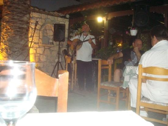 Prince Of Lillies: This was the dinner entertainment, he was great.  He wasn't too loud so you could eat and enjoy