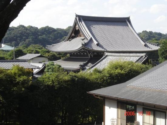 ปราสาทนิโจ: Tokugawa Ieyasu's residence (kyoto)