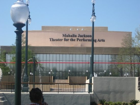 ‪The Mahalia Jackson Theater of the Performing Arts‬