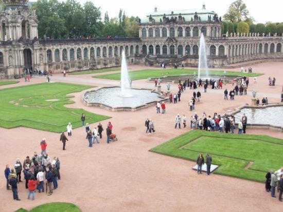 Royal Palace (Residenzschloss): Dresden