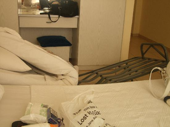 Sun Maris City Hotel: One of the beds