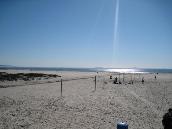 Mission beach, San Diego CA