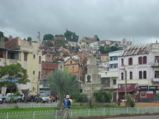 Antananarivo - アンタナナリボ...