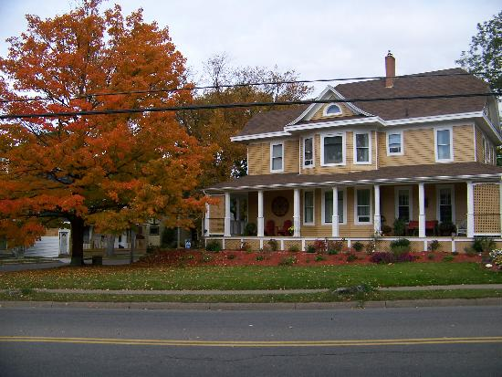 Colby House Bed & Breakfast : Our Maple Tree