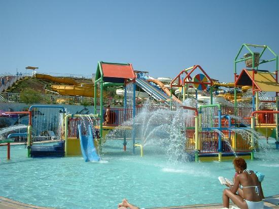 Kids Pools With Slides kids pool and slides - picture of aquadream water park, marmaris