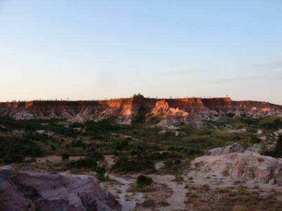 Mahajanga, Madagaskar: Cirque Rouge