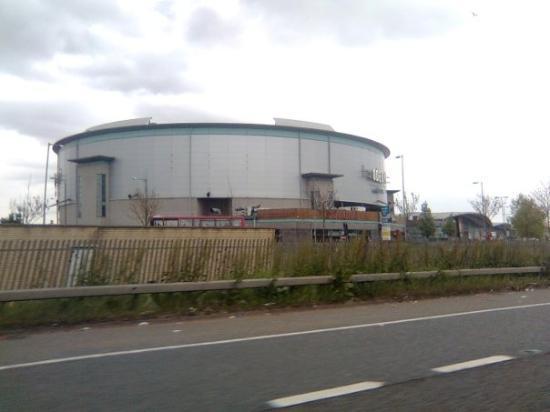 British Film Institute IMAX Cinema: An Imax/Odeon in Grenwich
