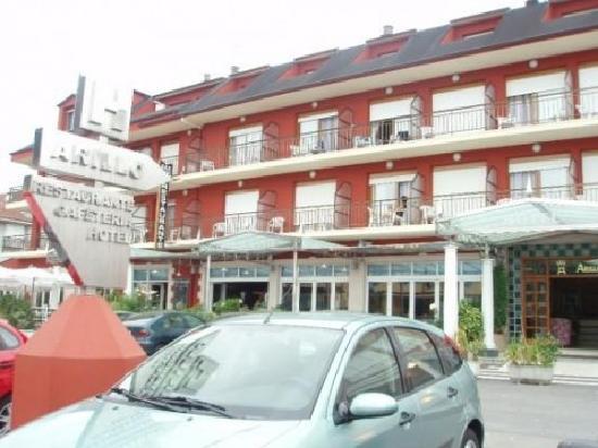 Noja, Espagne : el hotel