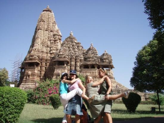 อินดอร์, อินเดีย: los templos heroticos de khajuraho