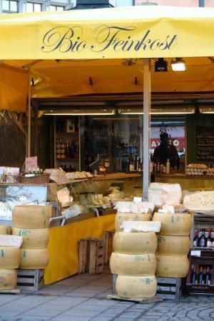 Viktualienmarkt ภาพถ่าย