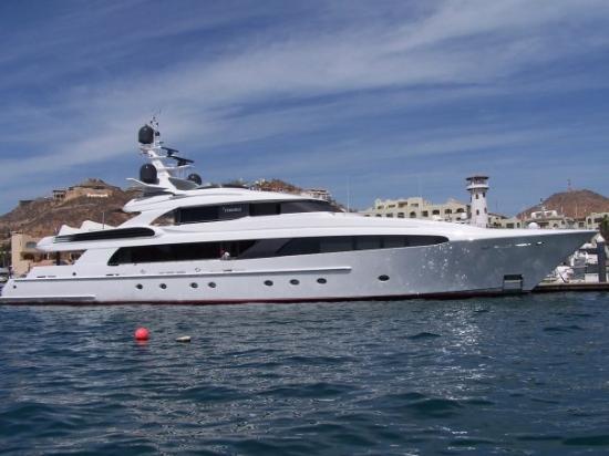 Marina Cabo San Lucas: Terrible Hearst Yacht #1 in San Jose Del Cabo, Mexico