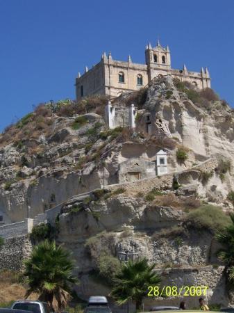 Kirche in Tropea / Kalabrien