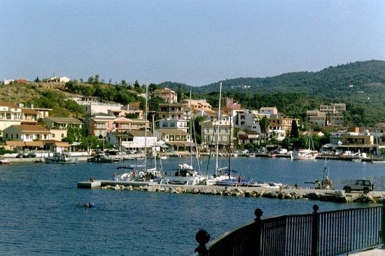 Restaurants in Kassiopi