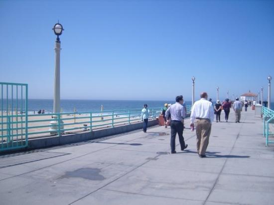 Manhattan Beach-billede