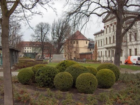 ไวมาร์, เยอรมนี: Weimar (Germany) - March 2007
