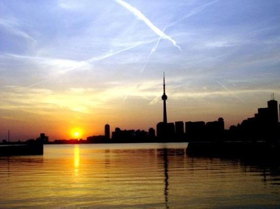 Parc des Îles de Toronto : Toronto