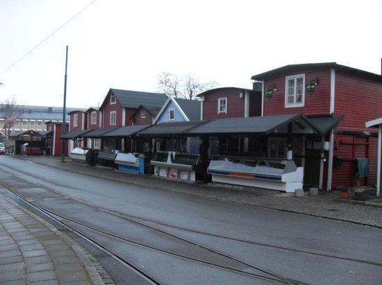 Malmo Museer : Stängd fiskmarknad