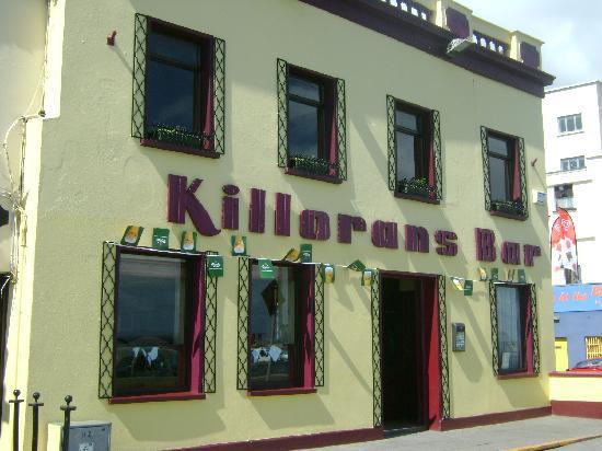 ทางเดินซอลท์ฮิลล์: Killorans