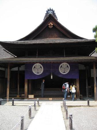 Kuil Takayama Jinya