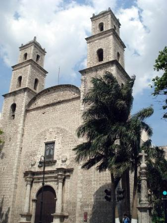 Merida Cathedral: Merida