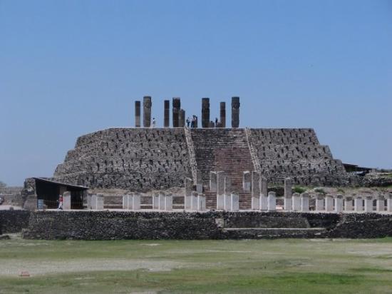 Tula de Allende ภาพถ่าย