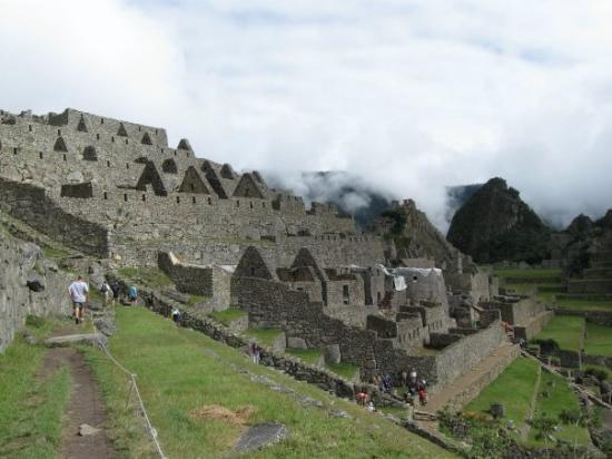 มาชูปิกชู, เปรู: Inka Ruins at Machu Picchu