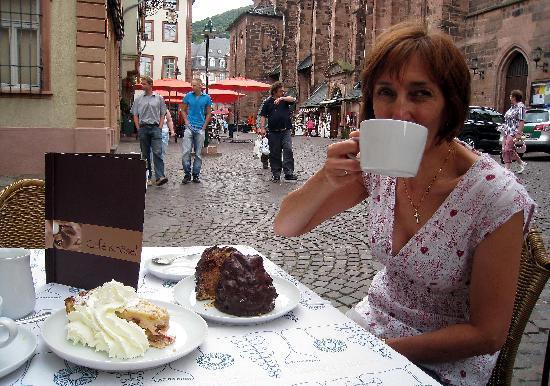 Café Knösel-Hotel: Cakes!