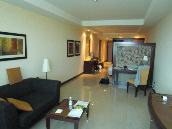 Corinthia Hotel Khartoum : basic single room