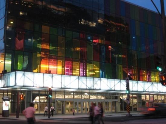 Palais des Congres ภาพถ่าย