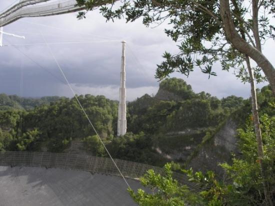 Arecibo ภาพถ่าย