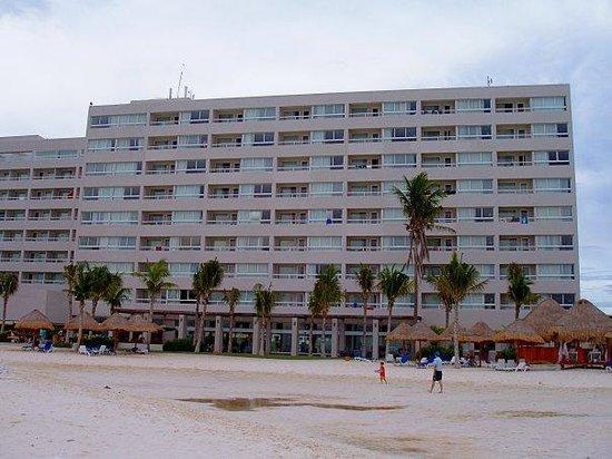 Dreams Sands Cancun Resort Spa Mexico Oasis Viva Beach Hotel