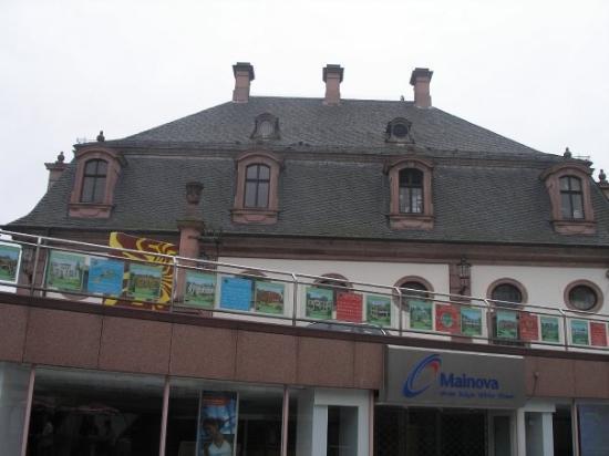 The Hauptwache ภาพถ่าย