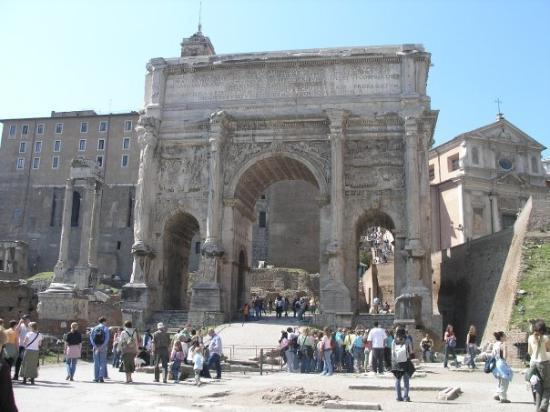 Arco di Tito ภาพถ่าย