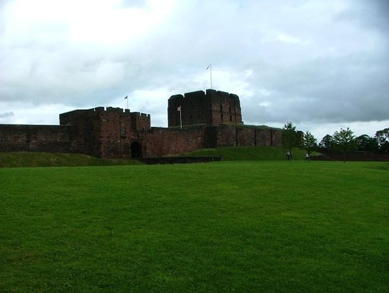 ‪‪Carlisle‬, UK: Carlisle Castle‬