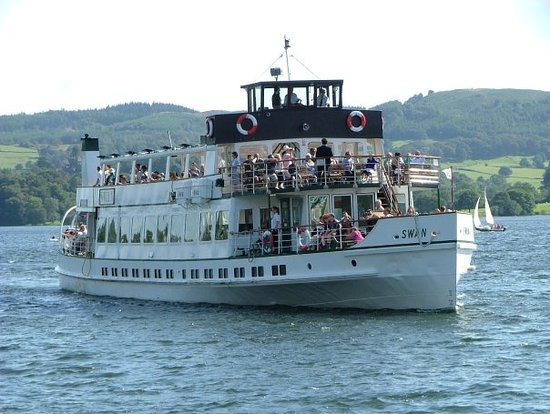 Windermere Lake Cruises Resmi