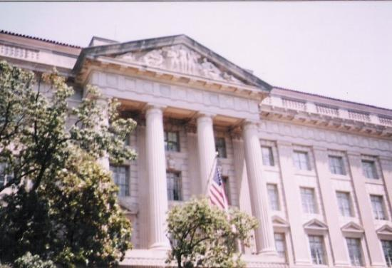 United States Department of the Treasury Photo