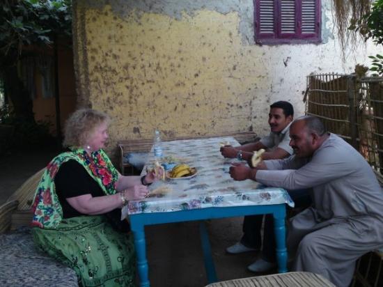 Banana Island (Gezira el-Mozh): You cheeky monkey's