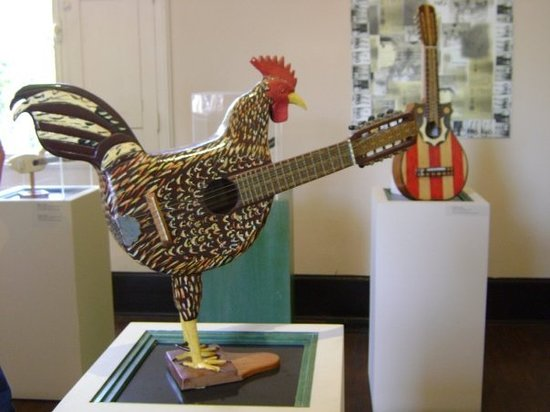 Museum of Puerto Rico Music Foto