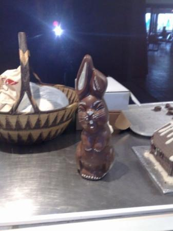 Phillip Island, Australia: choco bunny