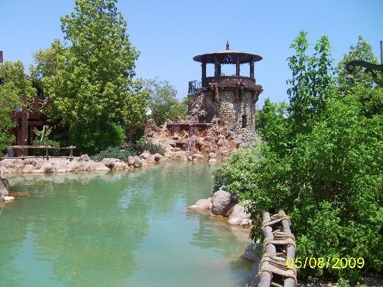 Delta Sharm Resort: gardens