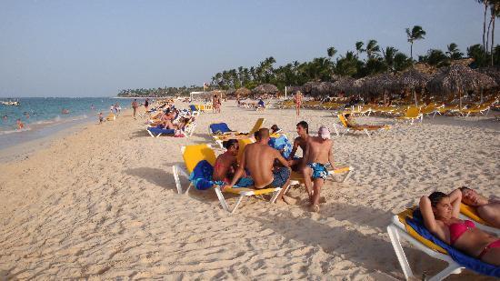 Iberostar Punta Cana: und Blick nach rechts