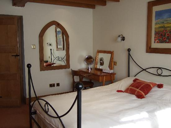 Hill Farm House: Part of our room