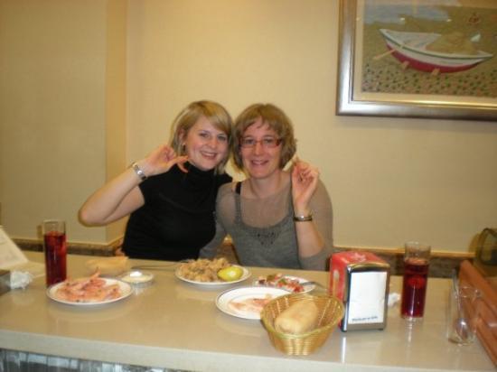 freiduria la cueva: My birthday dinner 2008