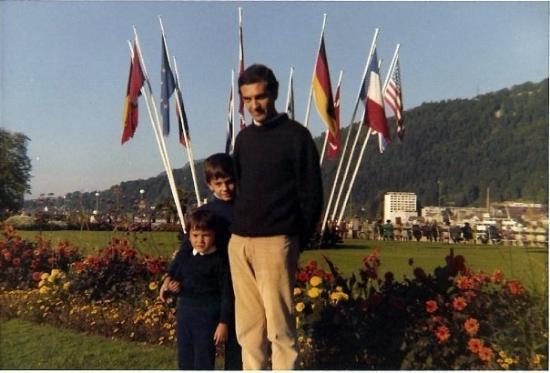 เบรเกนซ์, ออสเตรีย: 1970 bregenz