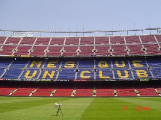 fcb stadion