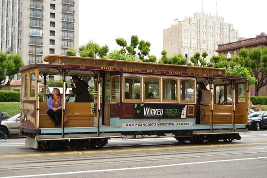 Hornblower Classic Cable Cars: San Francisco